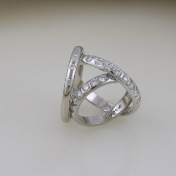 Honourable Diamond Eternity Ring