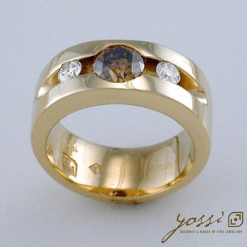 Nirvana Diamond Engagement Ring