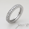 Coiled Diamond Engagement Ring 2
