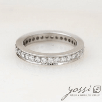 32 Diamonds Eternity Ring