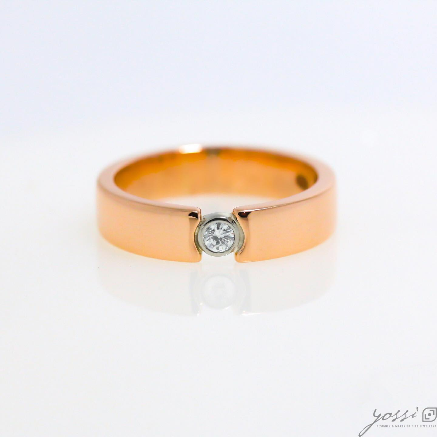 See How It's Made: Rose Gold Diamond Ring