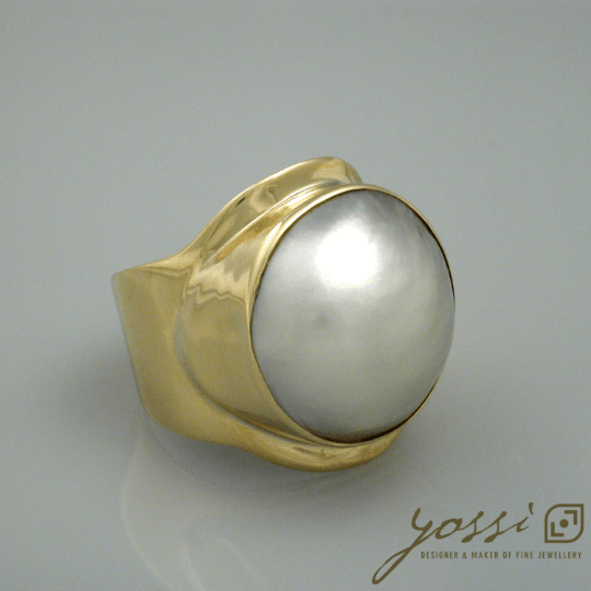 Baron Pearl Ring 5