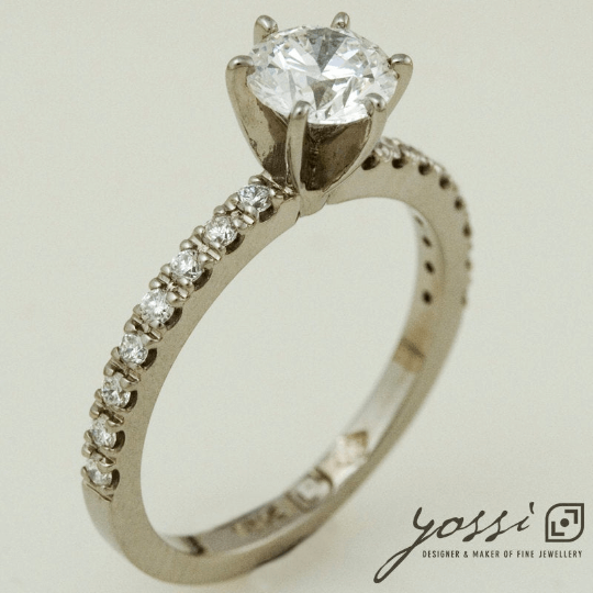 Classic Engagement Ring 32