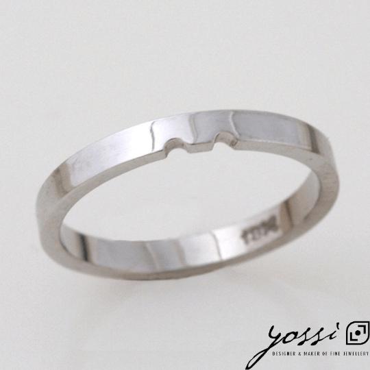 Astonishing Diamond & White Gold Engagement Ring 8