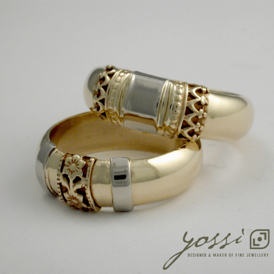 Gold Duality Ring 3