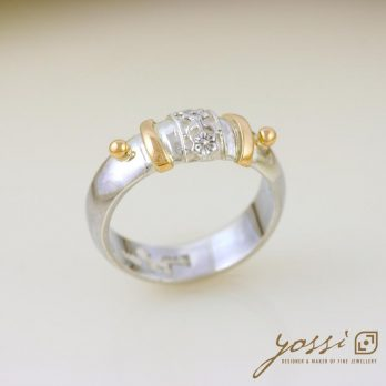 Ornamental Wedding Ring
