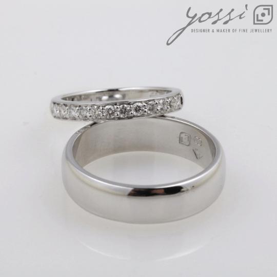 Striking Diamond Eternity Ring 4