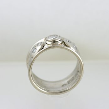Diamond Bliss Wedding Ring